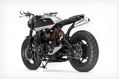 CAFE' RACER CULTURE: CB 750 Convertible