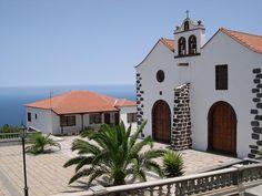 Sta Cruz de Tenerife Church La Palma -