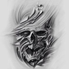 A skull in cloth almost Skeleton Tattoos, Skull Tattoos, Body Art Tattoos, Totenkopf Tattoos, 13 Tattoos, Rose Tattoos, Sleeve Tattoos, Biomech Tattoo, Tattoo Ideas