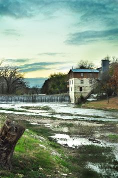 Summers Mill, Belton Texas. We were married there. My husband's grandparents owned this farm/mill.
