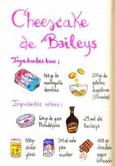 Cheeseake de Baileys & Chocolate - Gastroandalusi