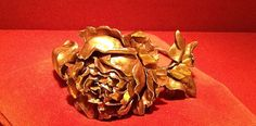 JAR Rose Bangle Bracelet 1998 Gold. Private Collection
