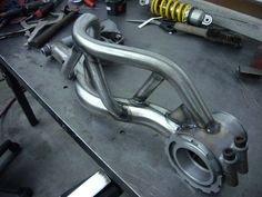 Rusty Knuckles - Motors and Music for True Grit Characters - Rock N' Roll, Country, Metal, Punk Rock: What is Zach Ness Building, Swingarm For A Ducati?