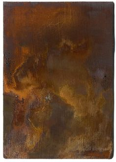 metal flooring Artfully Musing: Tutorial How to Rust Just About Any Surface Using Modern Masters Metal Effects Faux Painting, Painting Tips, Tadelakt, Modern Masters, Paint Effects, Wall Treatments, Home Improvement Projects, Painting Techniques, Metal Art