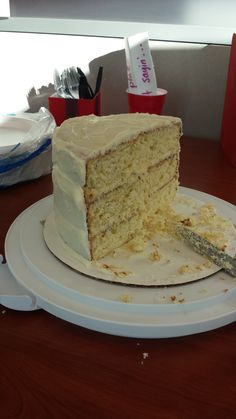 Used this recipe several times - always good! http://www.tasteofhome.com/recipes/lemon-rosemary-layer-cake