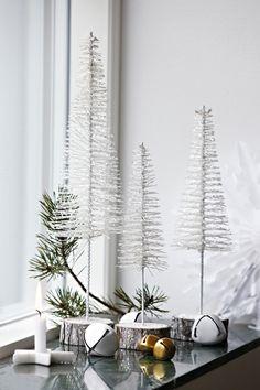small x-mas trees
