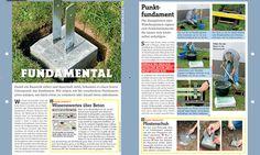 Grundwissen Fundamente - New Ideas Mirror Room Divider, Room Divider Shelves, Gazebo Plans, Carport Designs, Diy Terrasse, Backyard, Patio, Home Hardware, Home Logo