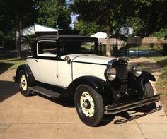 1929 Nash 3-Window Coupe