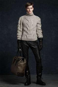 MADE TO ORDER turtleneck Sweater aran men hand knitted sweater cardigan pullover crewneck men clothing handmade men's knitting