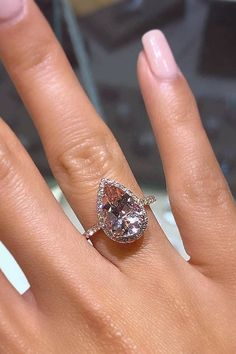 This VS pink Morganite ring rose gold diamond wedding band is just one of the custom, handmade pieces you'll find in our engagement rings shops. Dream Engagement Rings, Engagement Ring Settings, Vintage Engagement Rings, Engagement Jewelry, Morganite Engagement, Morganite Ring, Beautiful Wedding Rings, Dream Wedding, Beautiful Bride