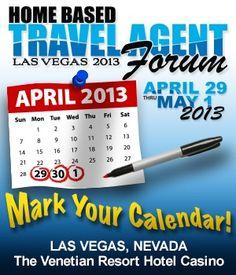 Home Based Travel Agent Forum Las Vegas