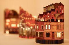 lantern design - by Kate Lycett