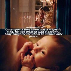 """#TheOriginals 2x01 """"Rebirth"""" - Rebekah and Hope"""