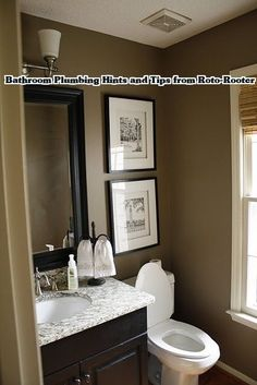 Bathroom Plumbing Hints and Tips from Roto-Rooter