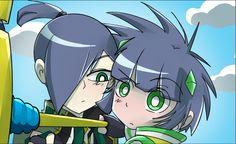 GreenZ... I'm just trying to kill him by BiPinkBunny on DeviantArt