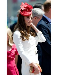 Via:LuckyMagazine Kate Middleton's Best Outfits Ever: Over 130 Duchess Of Cambridge Classics!