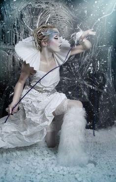 A sexier winter Queen