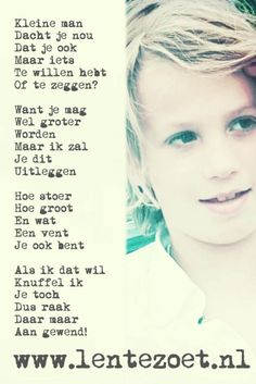 Stoer Words Quotes, Me Quotes, Sayings, Beautiful Lyrics, Dutch Quotes, Quotes For Kids, Things To Think About, Parenting, Thoughts
