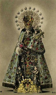Virgen de los Desamparados - Valencia (Spain.)