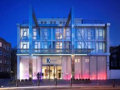 K West is a contemporary 4 star hotel in Shepherds Bush, West London with gym facilities, bar and restaurant. Close to Westfield shopping centre, it is also one of London's premier spa hotels, winning the 2011 world luxury spa awards. London Hotels, Spa London, London Restaurants, West London, Notting Hill London, Spa Hotel, Hotel Stay, Unusual Hotels, Boutique Spa