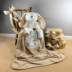 Baby Shower Gifts, Baby Gifts, Baby Gift Hampers, Bunny Blanket, New Baby Girls, Corporate Gifts, New Baby Products, Neutral, Reusable Tote Bags