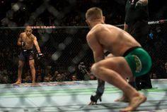 Aldo vs McGregor. UFC 194