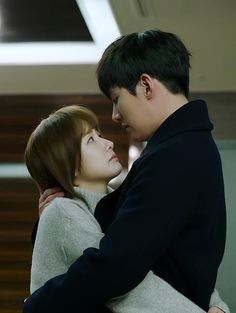 Ji Chang Wook and Park Min Young