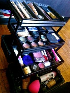 M is for Makeup - oh how I love this case