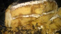 Tiramisu Cake/ inside view