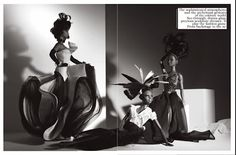 Fashion of Philly: Black in Fashion - Italian Vogue Black Barbie Special Edition