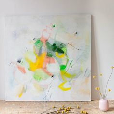 Abstract Paintings and Large Wall Art Prints by DUEALBERI on Etsy