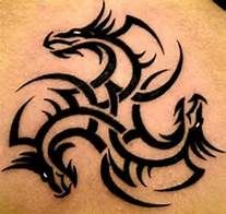 dragon celtic artwork - Bing images