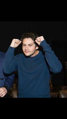 Teen Wolf Dylan, Teen Wolf Cast, Stiles, Dylan O'brien Funny, Dylan O Brain, O Daddy, Dylan Thomas, O Brian, I Like Him