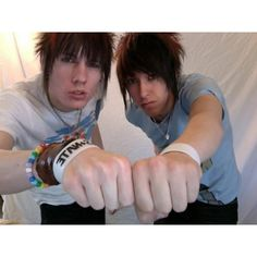 Destery and Nathan- I love them   :D