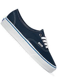 VANS Authentic dress blues/nautical blue #planetsports