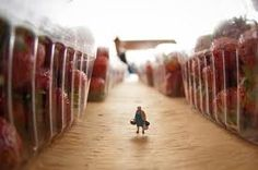 miniature figures photography - Google Search