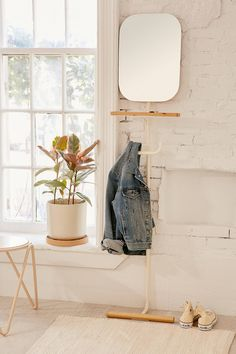Shop Noreen Valet Storage Mirror at Urban Outfitters today. We carry all the latest styles, colors and brands for you to choose from right here.