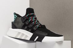 The adidas EQT Bask ADV And adidas EQT Support Mid ADV Are Seen Rocking New Colorways Above you will find new colorways of both the adidas EQT Bask ADV and adidas EQT Support Mid ADV. Although completely different in how they use... http://drwong.live/sneakers/adidas-eqt-bask-adv-adidas-eqt-support-mid-adv-black-green/