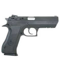 Magnum Research Baby Desert Eagle II, 9mm, Steel, Full Size, 10 round - Style # BE9900, MRI Shop / Firearms