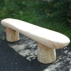 Driftwood Bench - Benches - Furniture