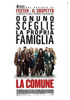 La comune, il film di Thomas Vinterberg, dal 31 amrzo al cinema.