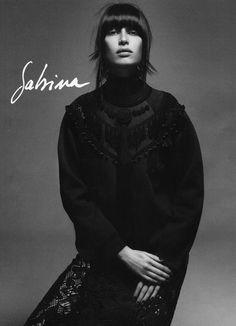 Sabrina Ioffreda - Ph. Mikael Jansson for Vogue Paris