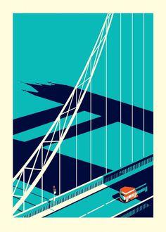 Illustrators / Malika Favre - Handsome Frank Illustration Agency