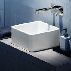 Basins - Cube - Cube 320 Above Counter Vanity Basin $366