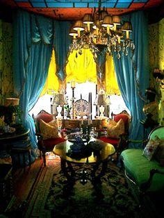 ♥* boho decor bliss bright gypsy color & hippie bohemian mixed