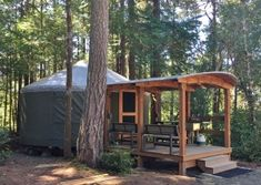 These yurts aren't just for glamping. Learn more about the way businesses and individuals are making yurts work for them.
