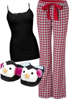 """festa do pijama 5"" by vida-em-londres on Polyvore"
