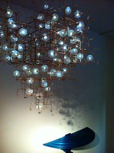 Pendant Lights Hanging Lamps Vintage Bird Pendant Lighting Glass G80 Milky Bulb Retro Pendant Lamp Finely Processed