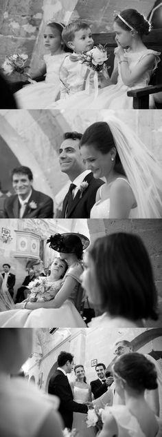 1ère photo, les enfants d'honneur trop mignons ! http://www.studiocabrelli.com/blog/2013/07/mariage-domaine-du-vallon-des-sources-provence/