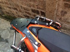 KTM 690 Enduro luggage rack